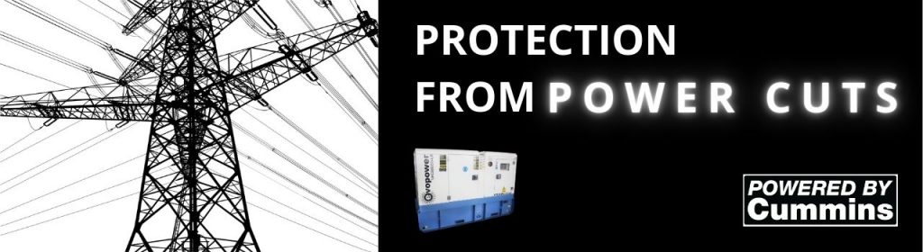 Protection from power cuts due to an ATS panel and Cummins Diesel Generator