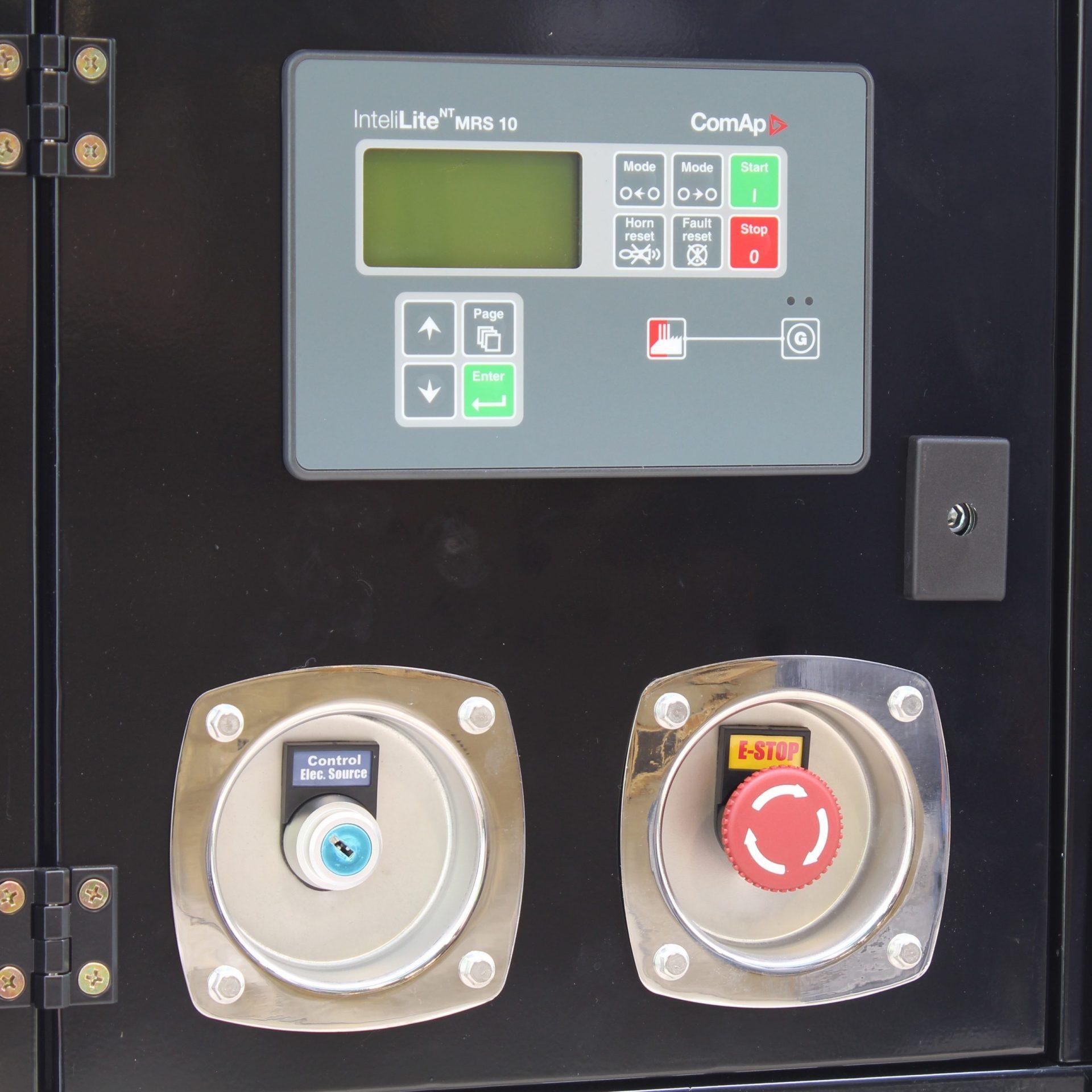 Evopower EVO Range Control Panel