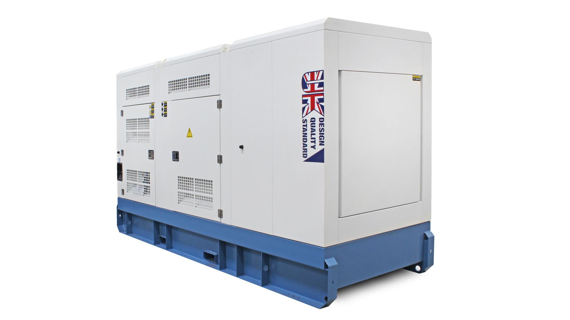 UKC360ECO Cummins Generator Rear Image