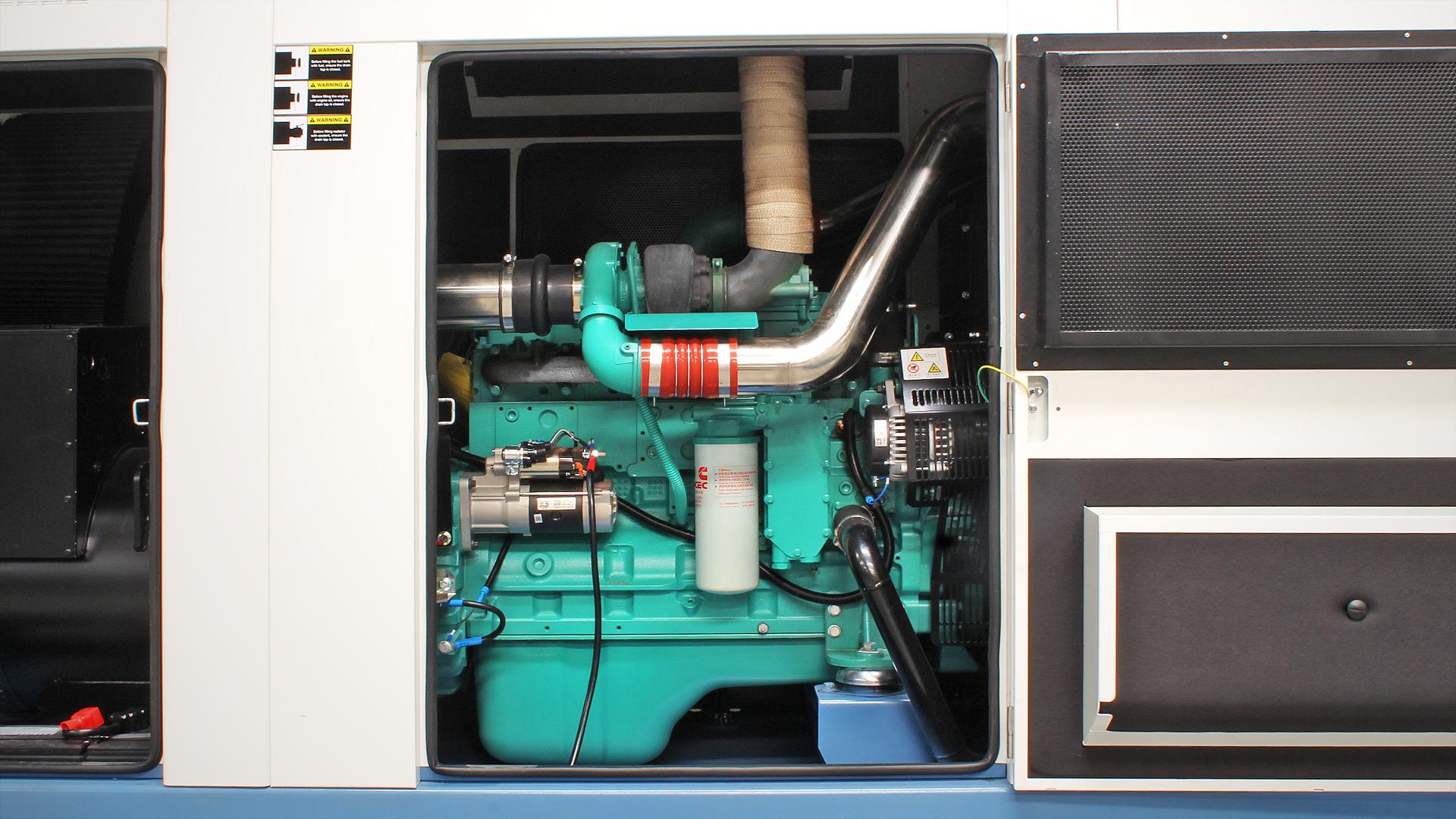 UKC360ECO 360kVA generator engine