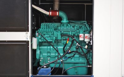 How to identify your ECO Evopower generator Cummins engine using the data (specification) plates