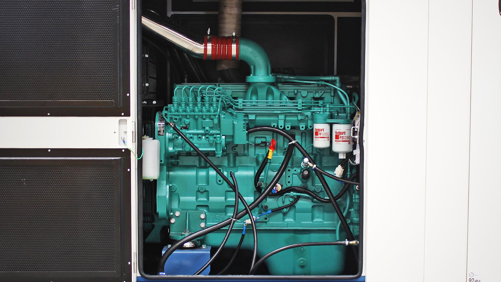 Cummins Diesel Engine in UKC360ECO Generator