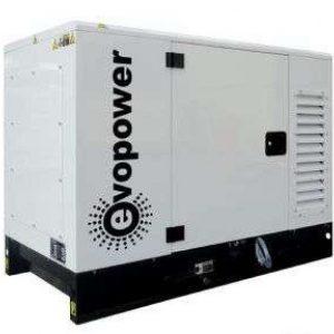 EVO9KSEm 10kVA diesel generator main image