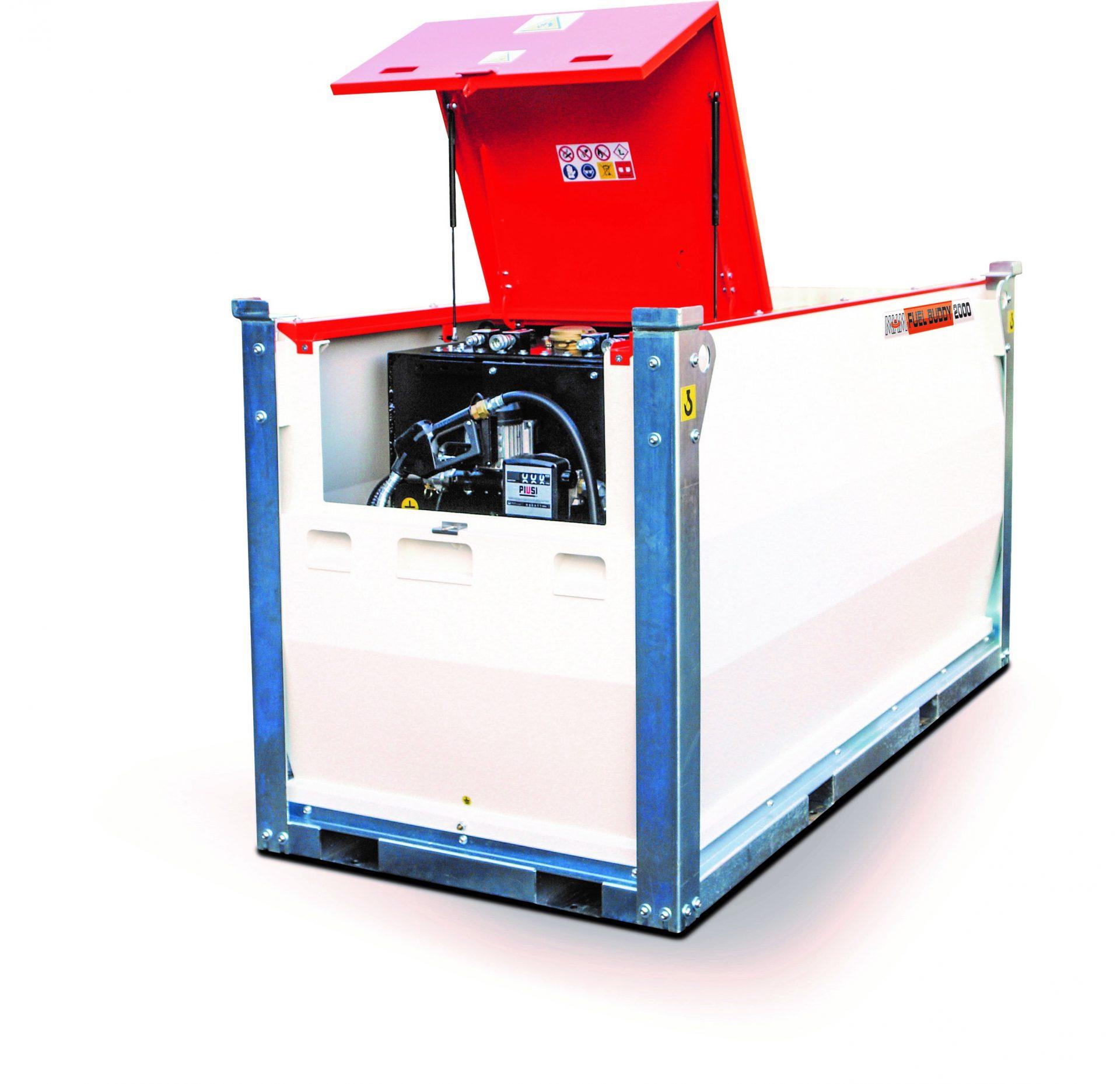 2000L Diesel Fuel Tank Kit