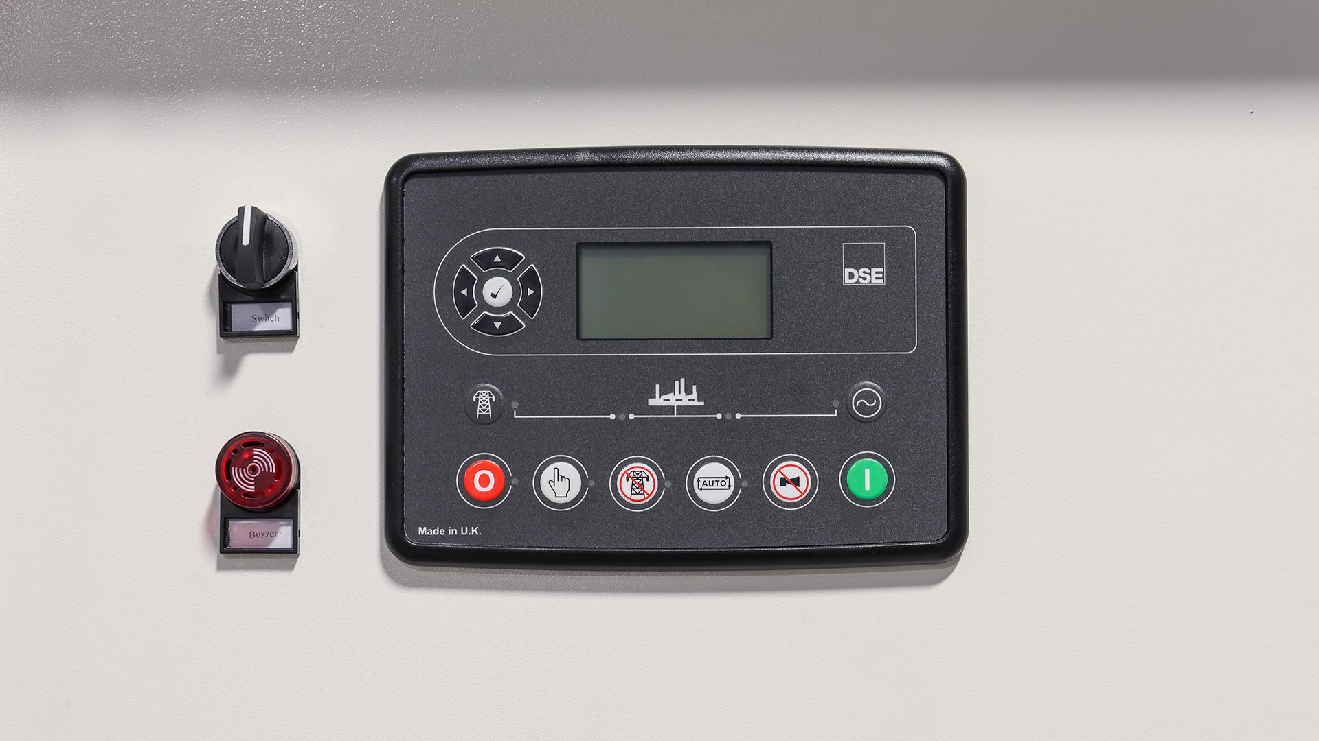 DeepSeaElectronics DSE6120 MkII Control Panel