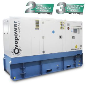 UKC210ECO-LR Long run diesel generator