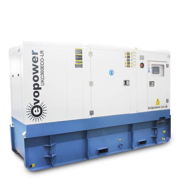 UKC300ECO-LR Long run generator