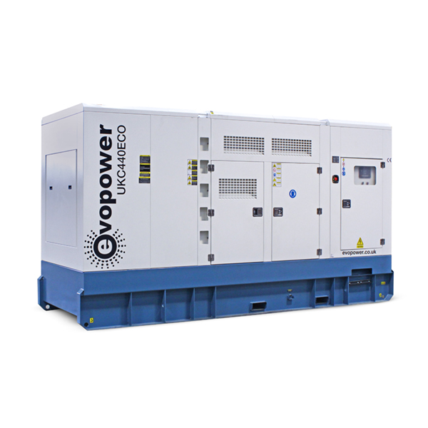 UKC440ECO 440kVA Diesel Generator Main Image