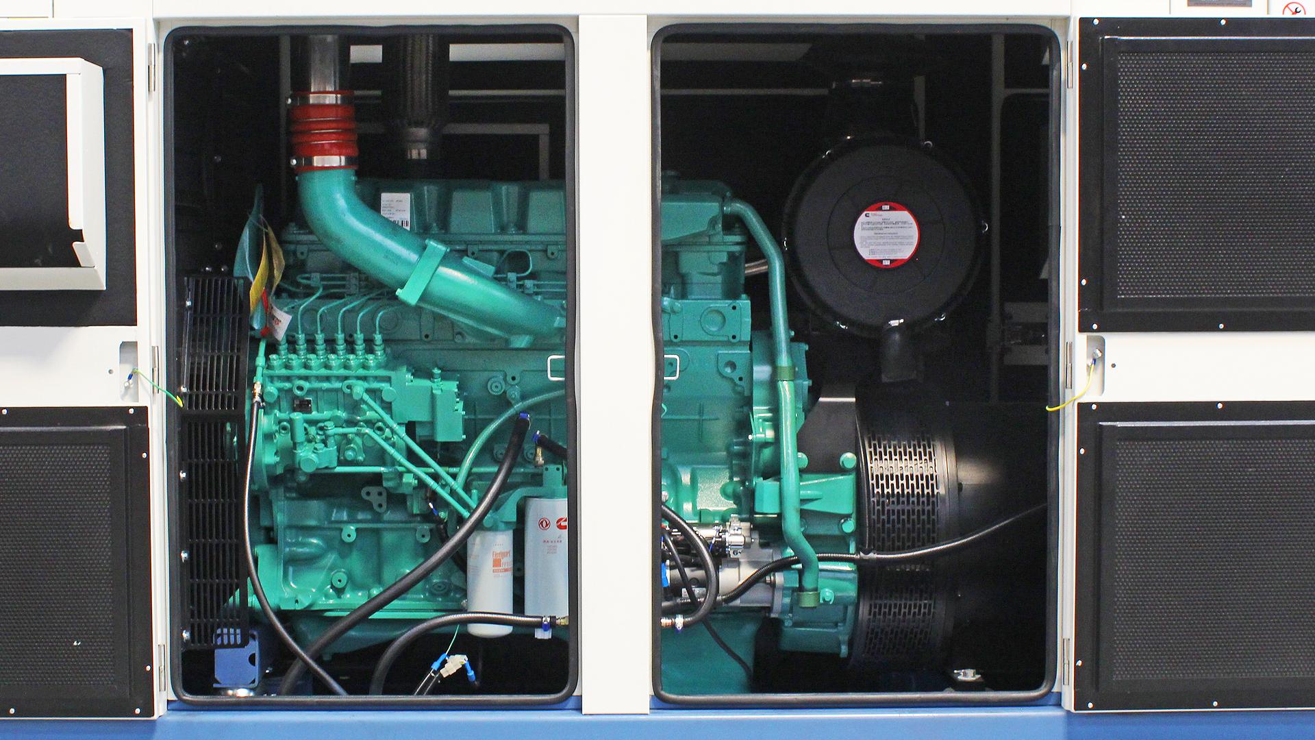 Cummins 9.5Litre 6ZTAA13 Diesel Genset Engine