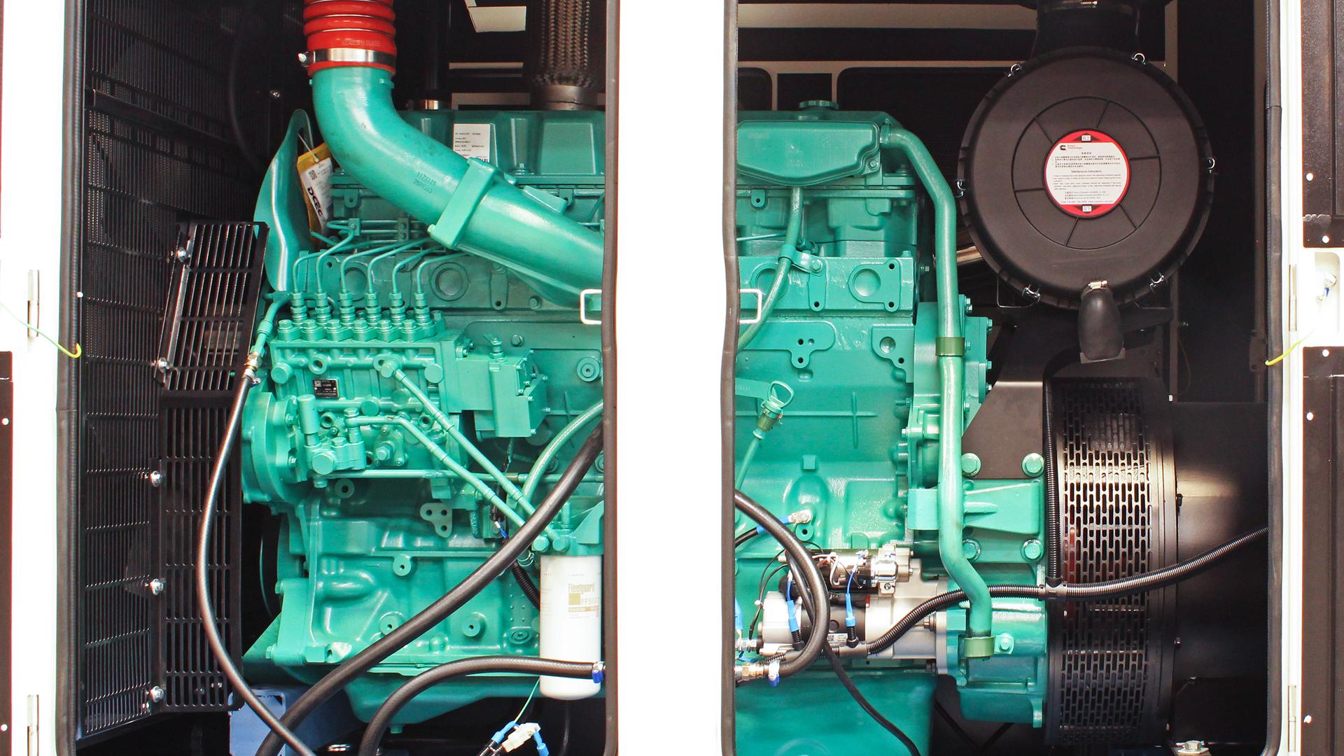 Cummins 6ZTAA13 Engine used in 440kVA, 450kVA, 480kVA, 500kVA Diesel Generator