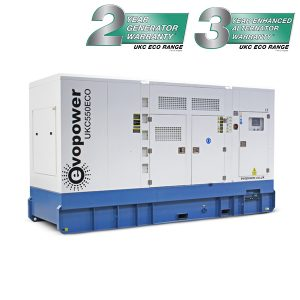 UKC550ECO 550kVA Diesel Generator Image for Results Page