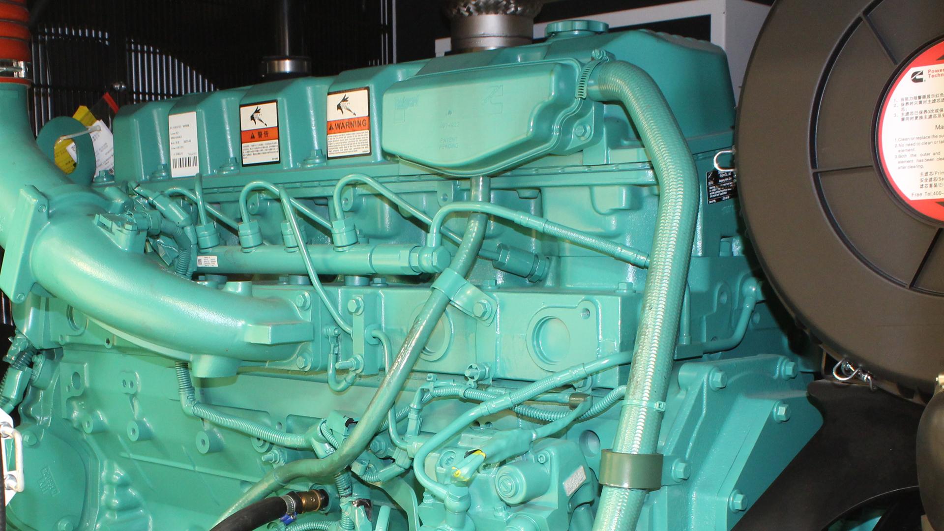 Cummins QSZ13 Engine within Evopower Diesel Generator