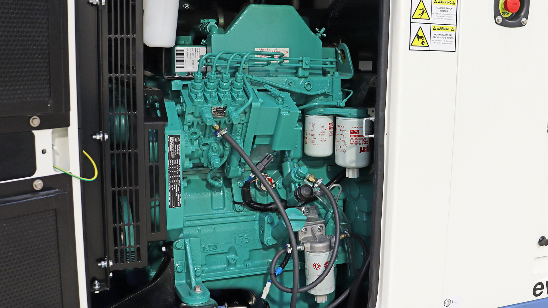 Cummins 4BTA3.9 Genset engine
