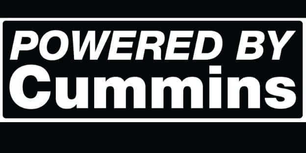 Cummins Powered Diesel Generator logo resized